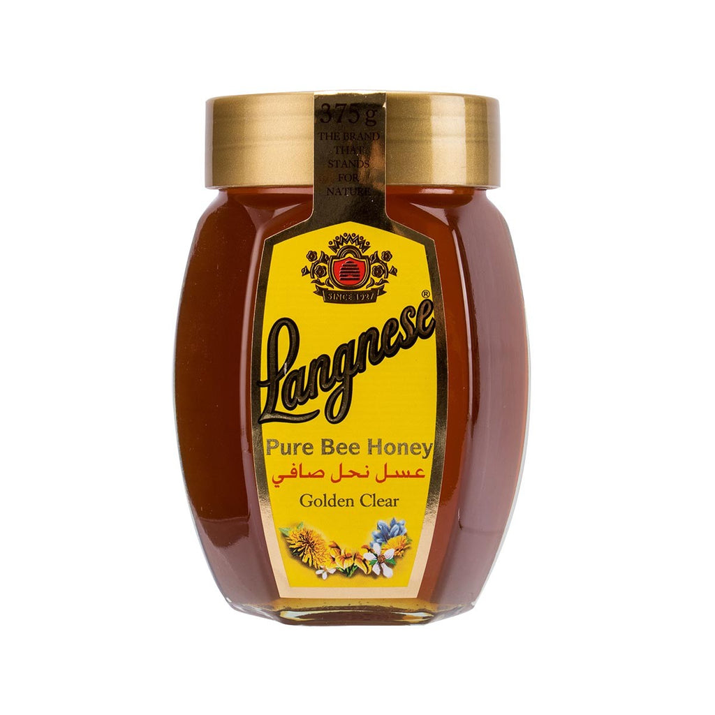 Langnese Pure Bee Honey(375g)