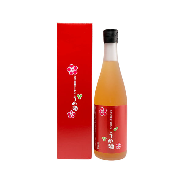 HAKKAISAN Shochu-based Umeshu (Red)  (720mL)