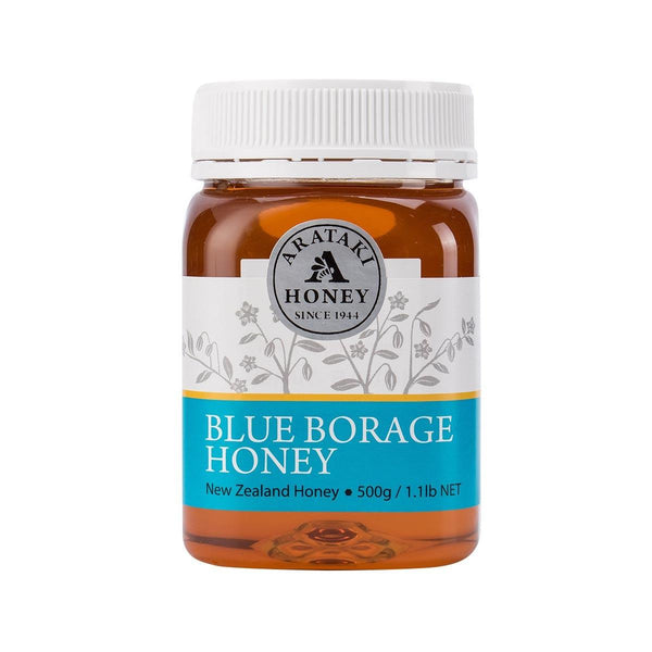 Arataki Blue Borage Honey(500g)