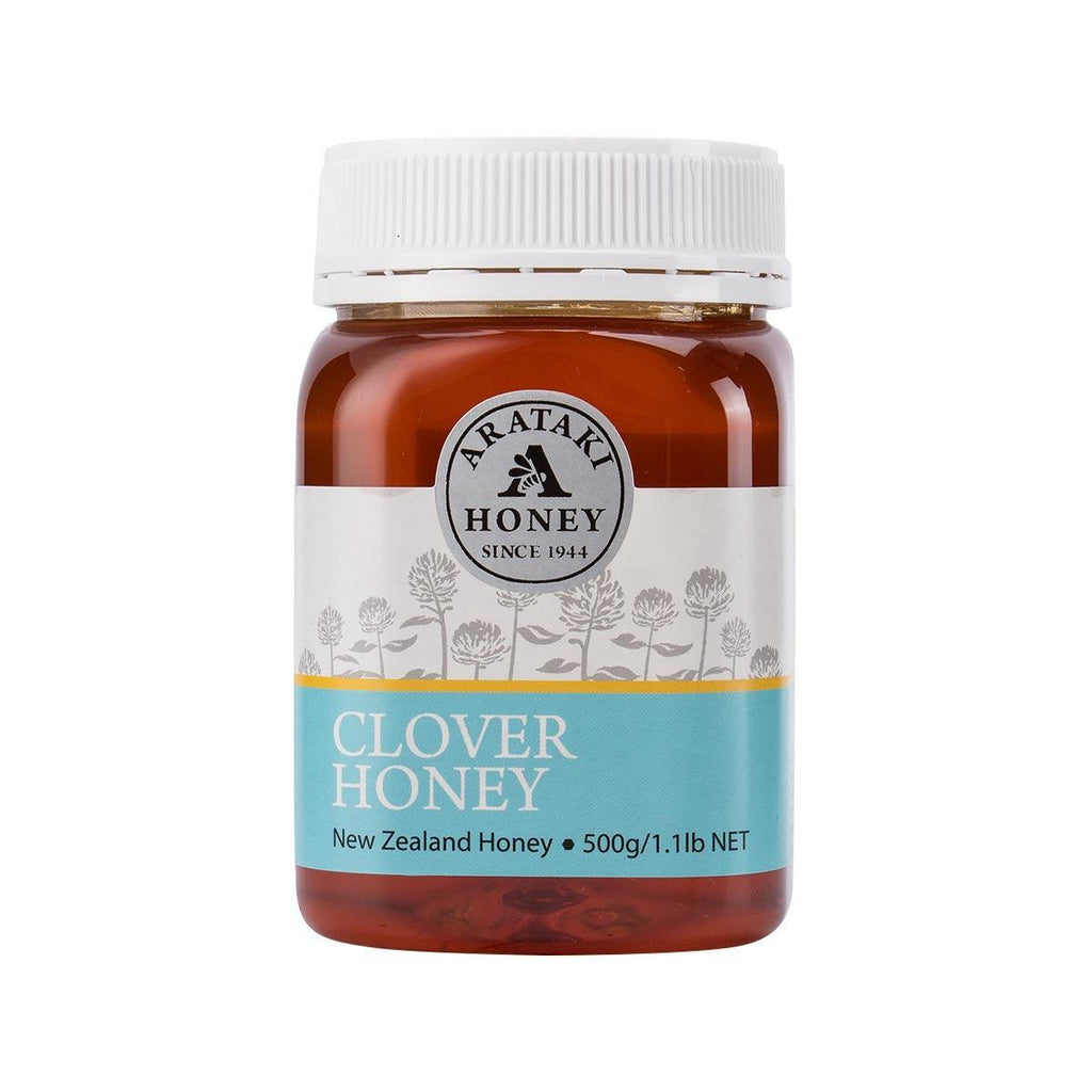 Arataki Clover Honey - Liquid(500g)