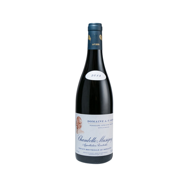 AF Gros Chambolle Musigny 2014(750mL)