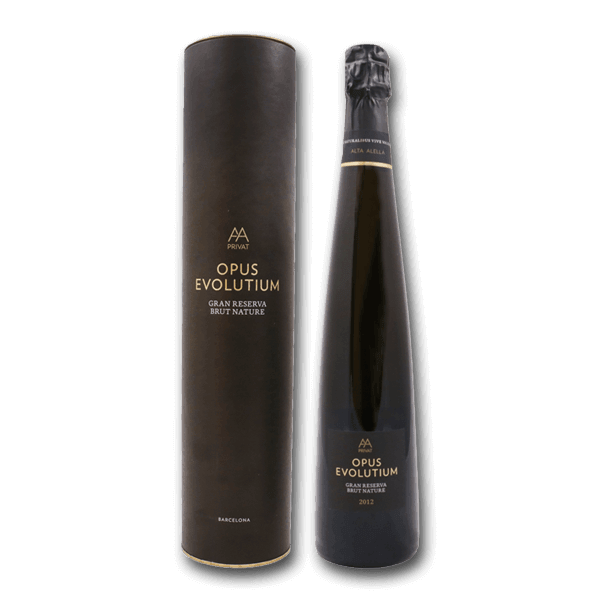 Alta Alella Privat Opus Evolutium 12/13(750mL)