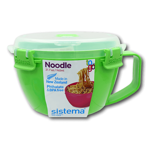 SISTEMA Noodle Bowl To Go - Assorted Box