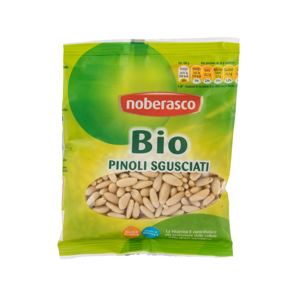NOBERASCO Organic Shelled Pine Nuts  (70g)