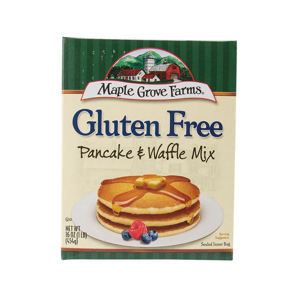 MAPLE GROVE FARMS Gluten Free Pancake & Waffle Mix  (454g)