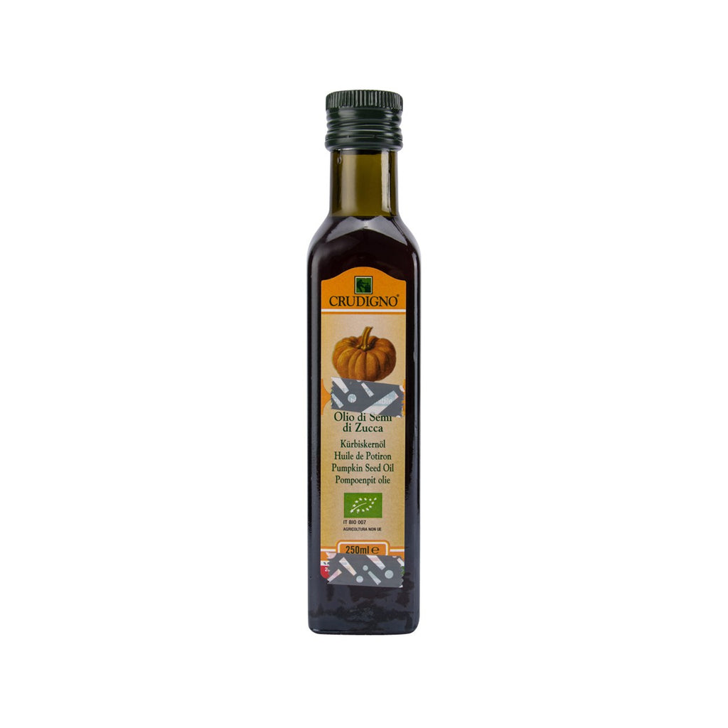 Crudigno Pumpkin Seed Oil(250mL)