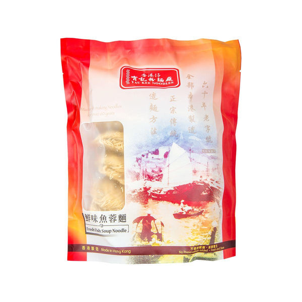 Yau Kee Fresh Fish Soup Noodle(600g)