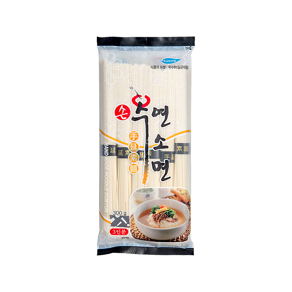 EUNSUNG Korean Plain Noodle  (300g)