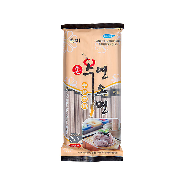 Eunsung Korean Black Rice Noodle(300g)