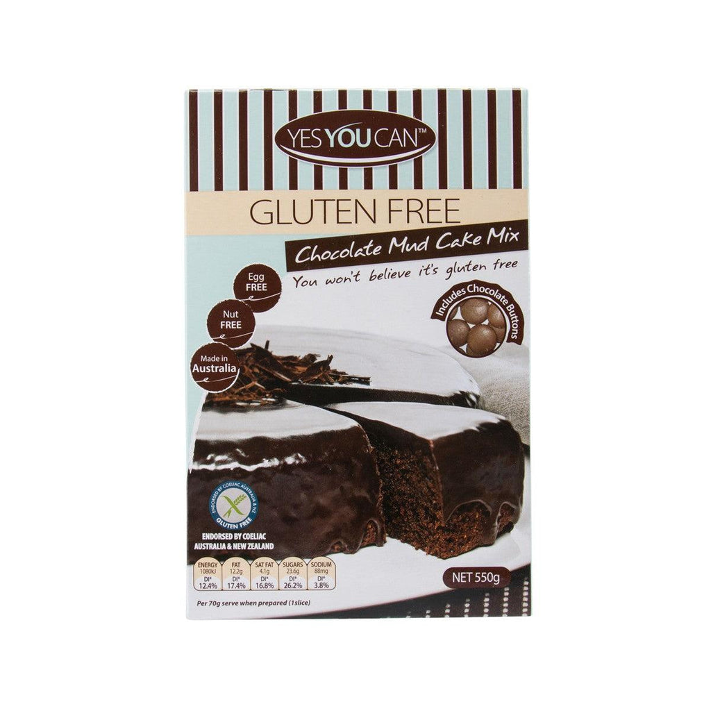Yesyoucan Chocolate Mud Cake Mix With Ganache(550g)
