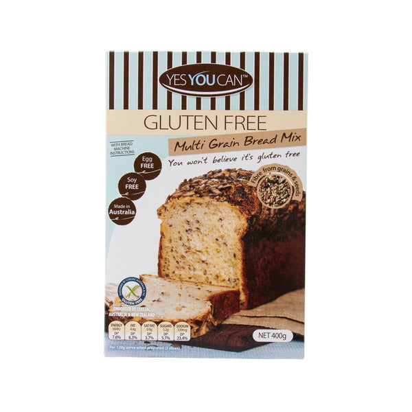 YESYOUCAN Multi Grain Bread Mix  (400g)