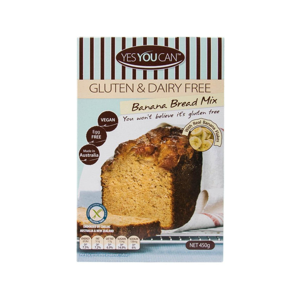 Yesyoucan Banana Bread Mix(450g)