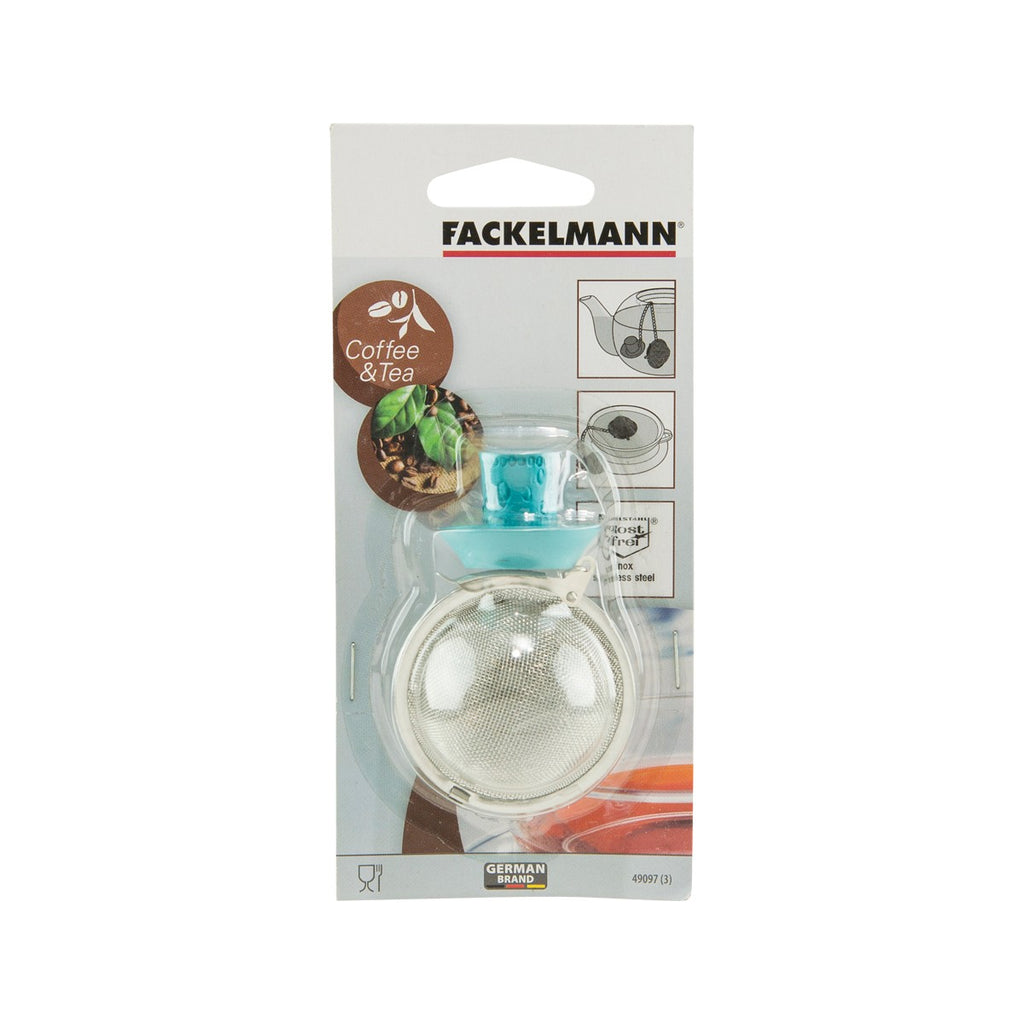 FACKELMANN Teaball With Teapot