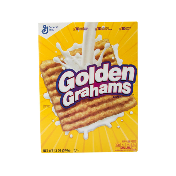 GENERALMILLS Golden Grahams Cereal  (331g)
