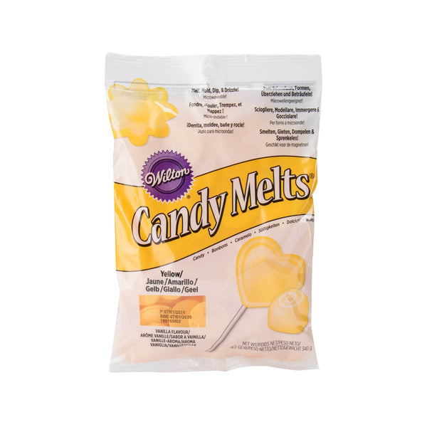 WILTON Candy Melts - Yellow  (340g)