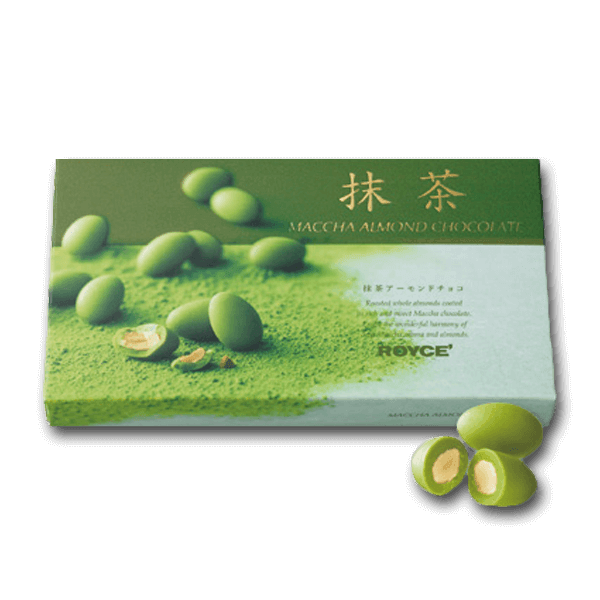 ROYCE' Matcha Almond Chocolate  (190g)