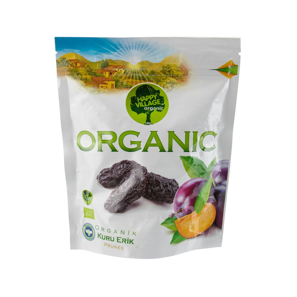HAPPY VILLAGE Organic Prunes  (100g)