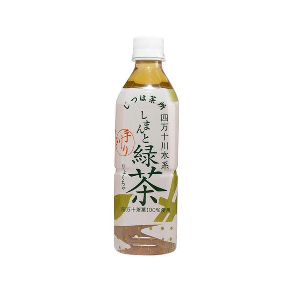 SHIMANTO Green Tea  (500mL)