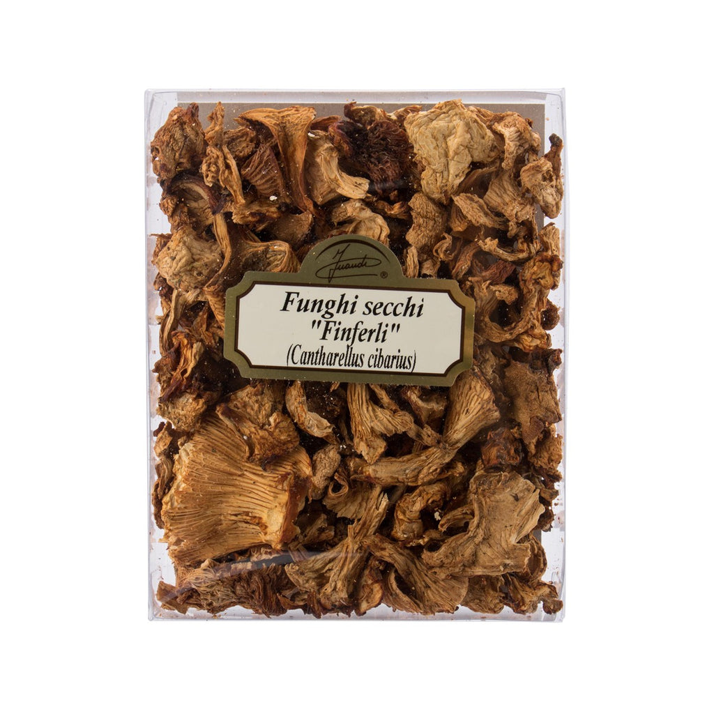 INAUDI Dried Mushrooms Cantharellus Cibarius  (20g)