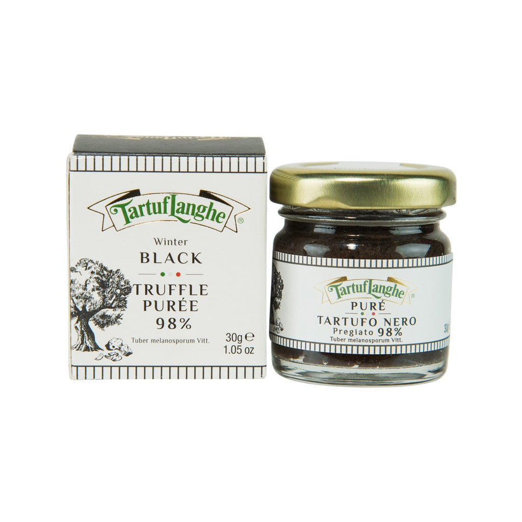 TARTUFLANGHE Winter Black Truffle Puree 98%  (30g)