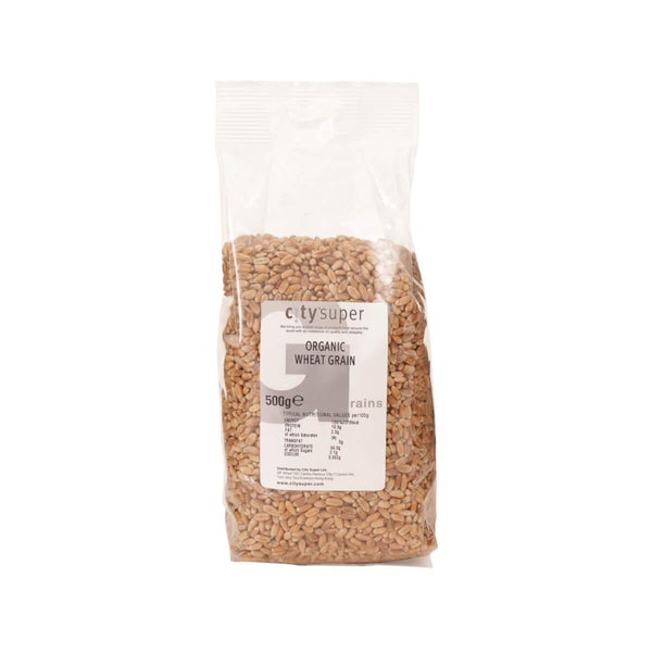 CITYSUPER Organic Wheat Grain  (500g)