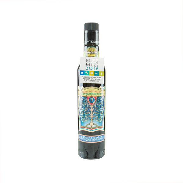 FONTE DI FOIANO Extra Virgin Olive Oil  (500mL)