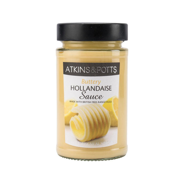 ATKINS&POTTS Hollandaise Sauce  (205g)