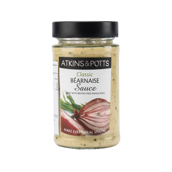 ATKINS&POTTS Bearnaise Sauce  (190g)