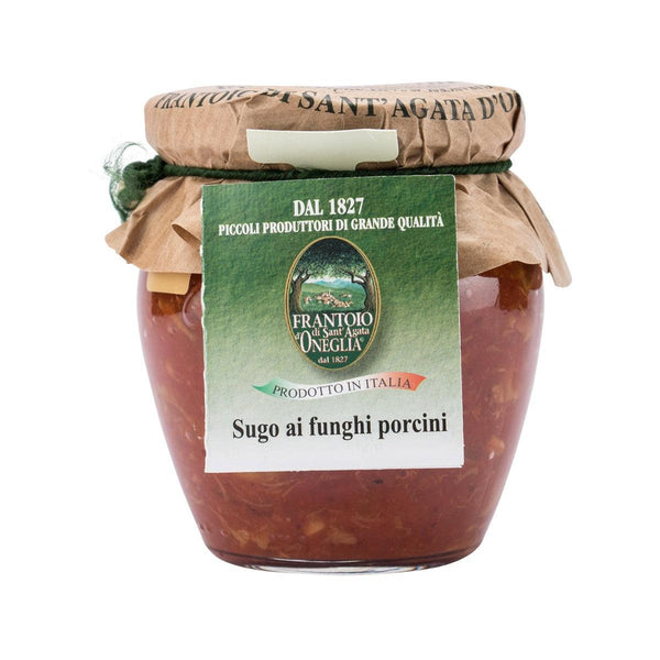 SANT'AGATA ONEGLIA Tomato Sauce With Mushrooms  (180g)