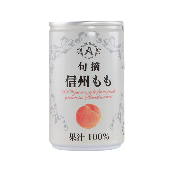 ALPS Shinsyu Peach Juice  (160g)