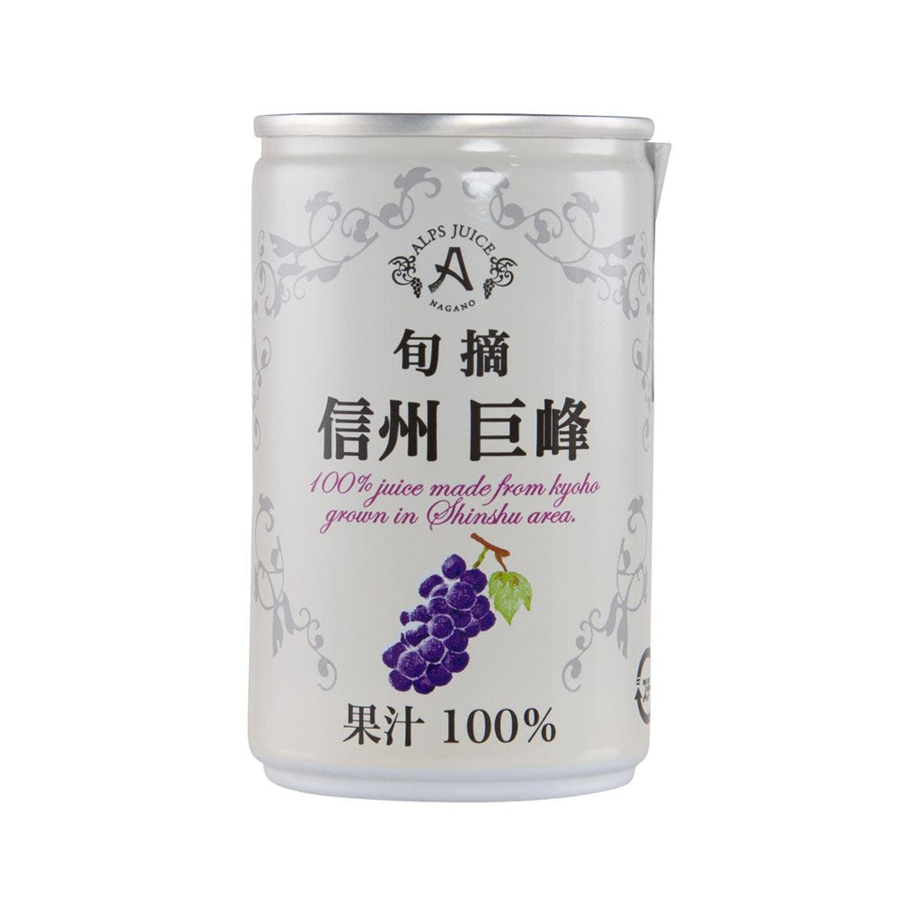 ALPS Shinsyu Kyoho Grape Juice  (160g)