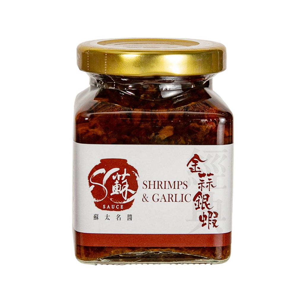 MRS. SO Shrimps & Garlic Sauce  (190g)