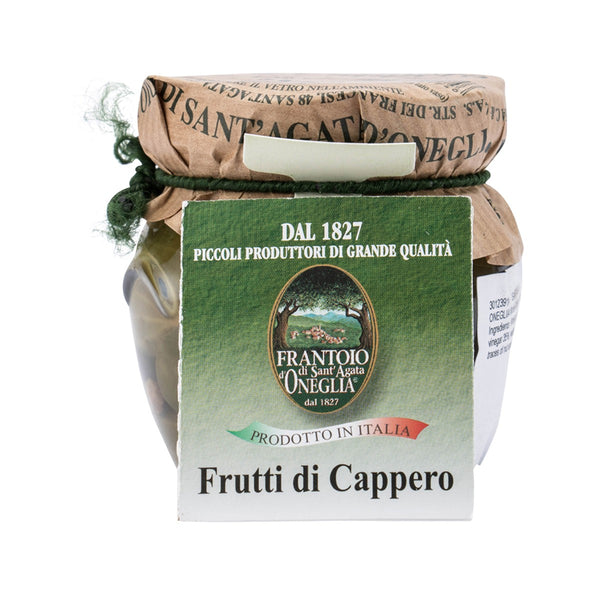 SANT'AGATA ONEGLIA Whole Capers  (100g)