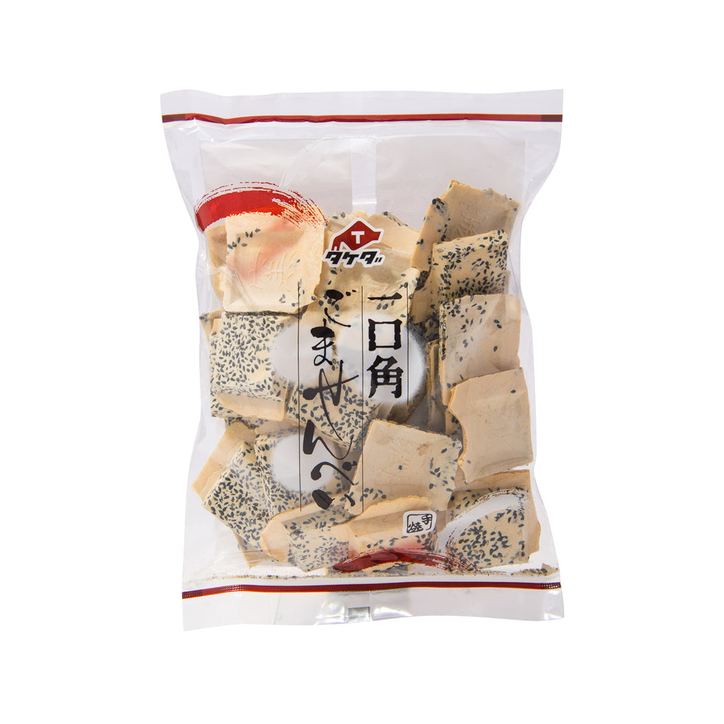 HOK-TAKEDASEIKA Mini Sesame Cracker  (100g)