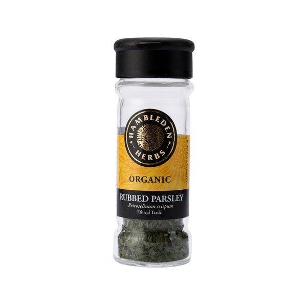 HAMBLEDEN Organic Rubbed Parsley  (7g)