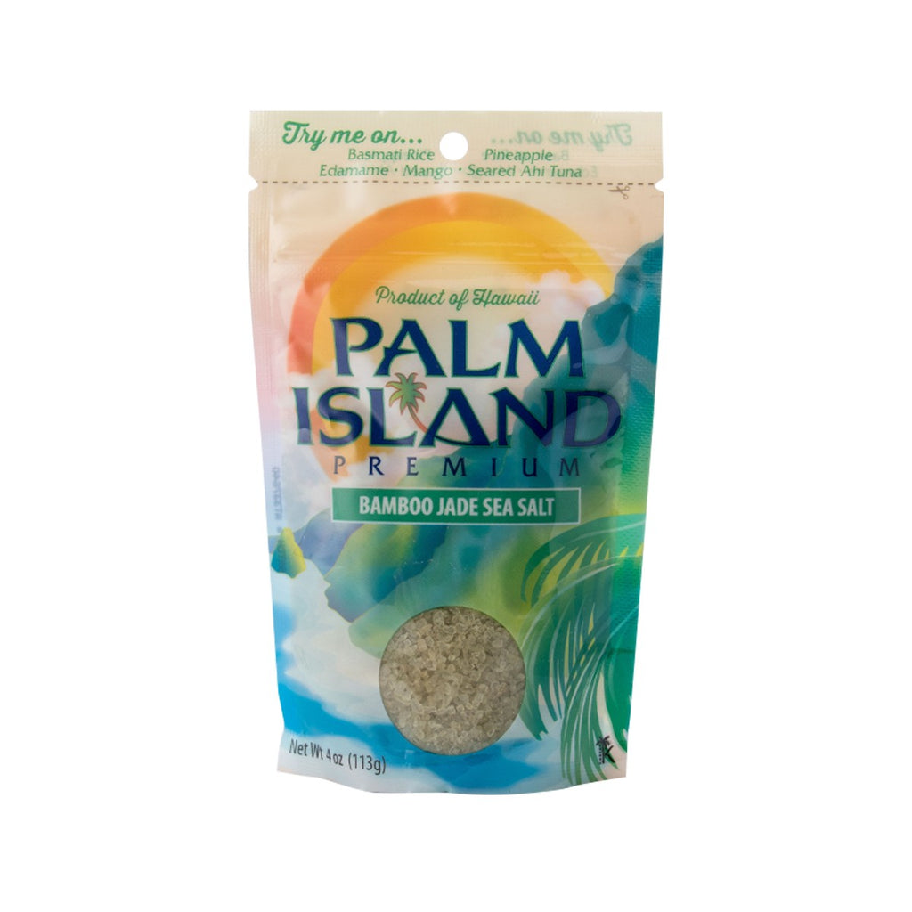 Palm Island Bamboo Jade Sea Salt(113g)