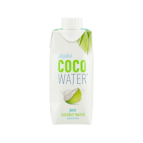 CO CO 100% Pure Coconut Water  (330mL)