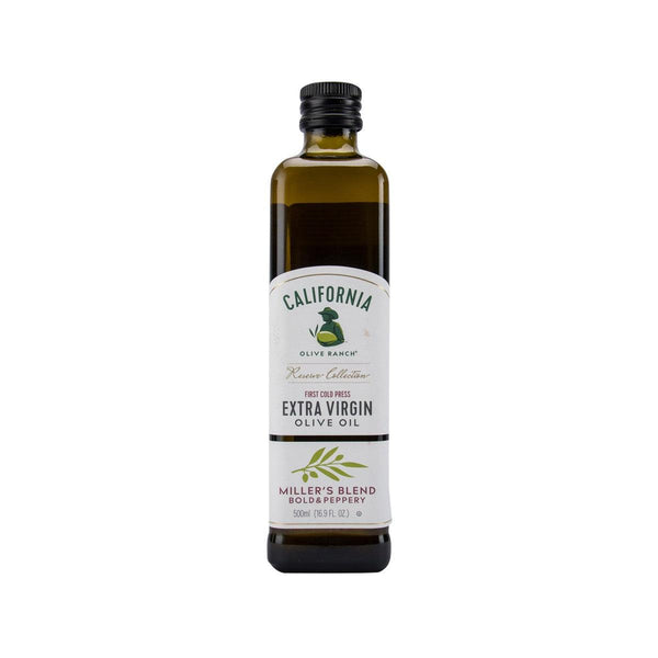 California Olive Ranch Miller'S Blend Extra Virgin Olive Oil(500mL)