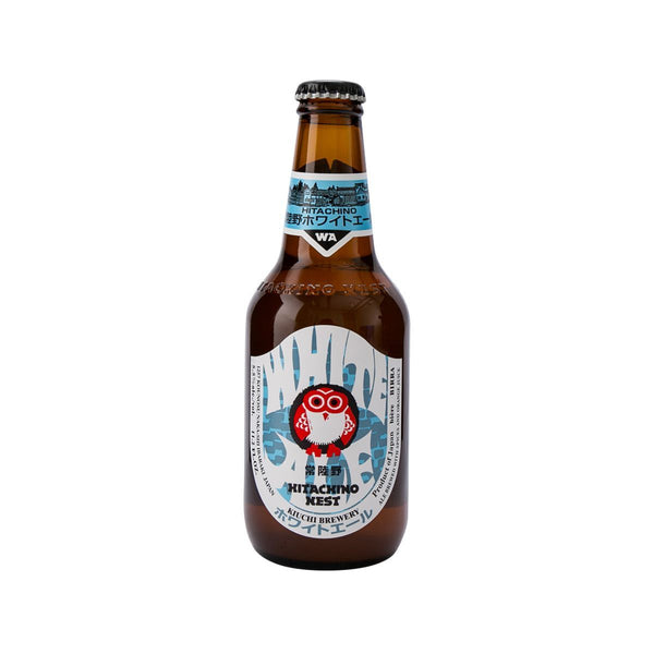 Hitachino Nest White Ale (Alc 5.5%)(330mL)