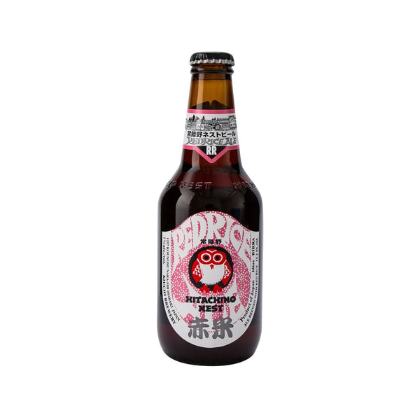 Hitachino Nest Red Rice Ale (Alc 7%)(330mL)