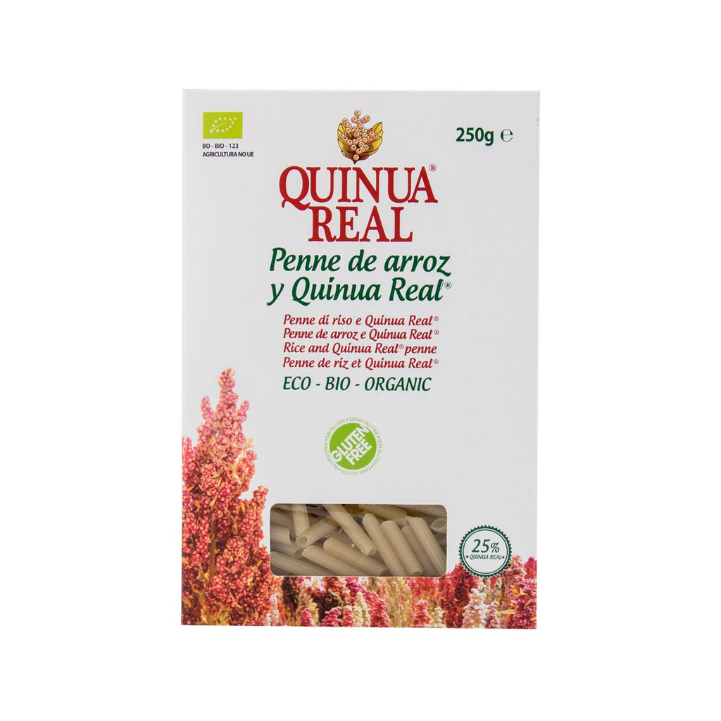 Quinua Real Organic Rice And Royal Quinoa Penne(250g)
