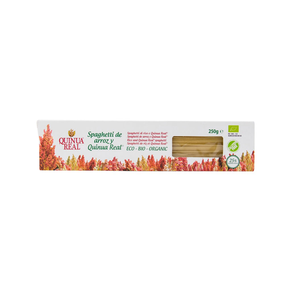 Quinua Real Organic Rice And Royal Quinoa Real Spaghetti(250g)