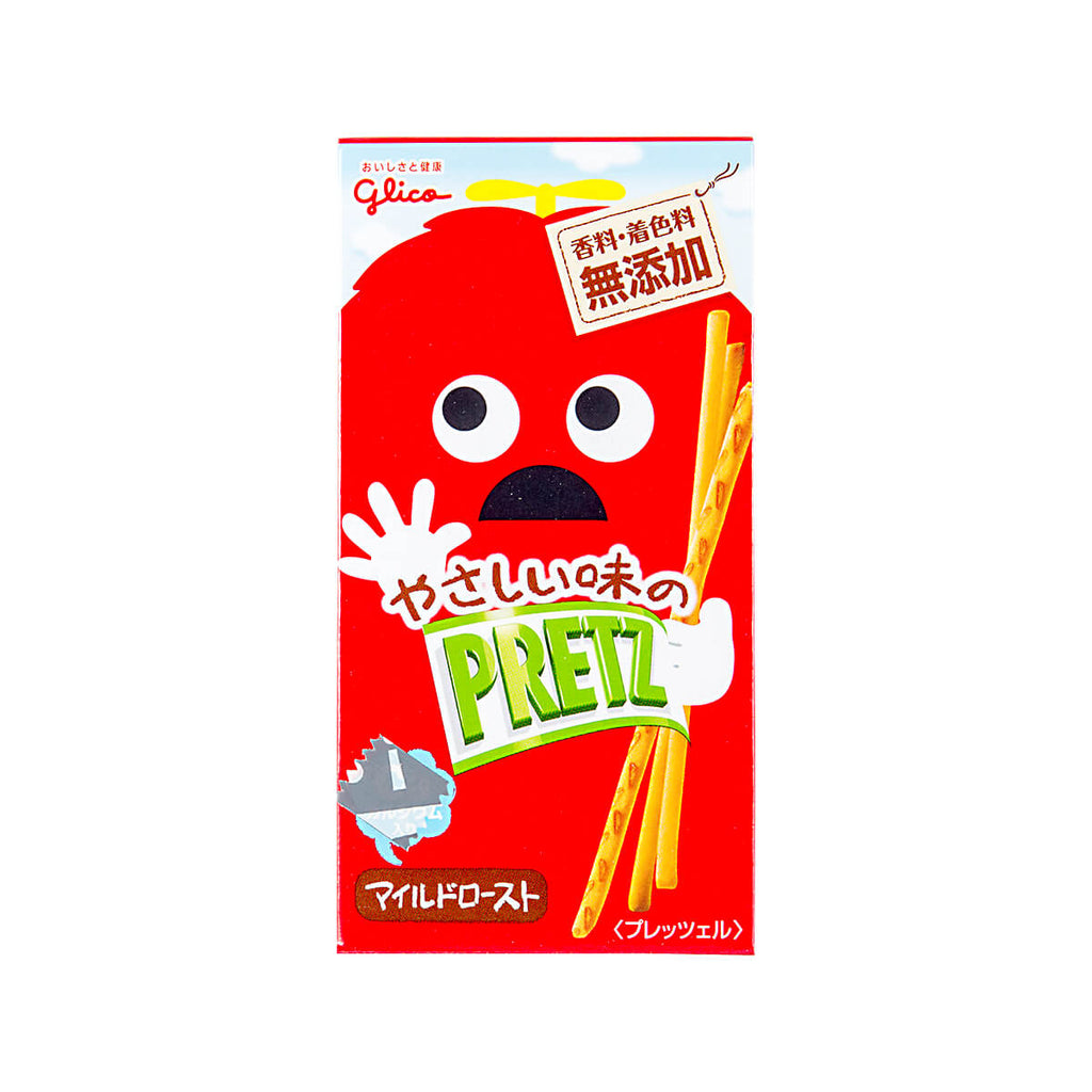 GLICO Pretz Biscuit Stick - Honey Roast  (23g)