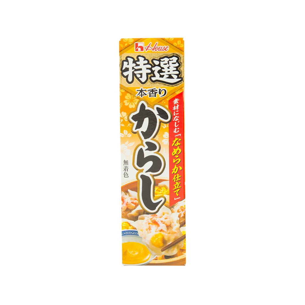 HOUSE Special Selection - Smooth Texture Mustard Paste  (42g)