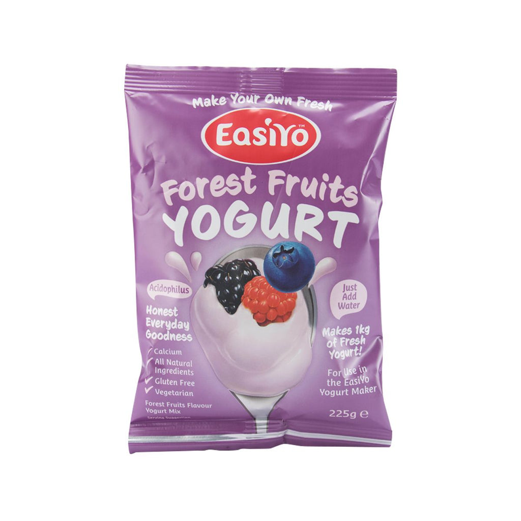 Easiyo Yogurt Mix - Forest Fruits(225g)