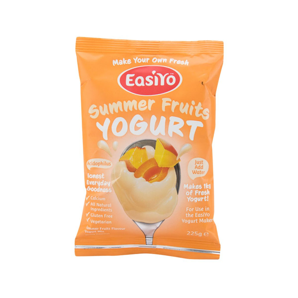 EASIYO Yogurt Mix - Summer Fruits  (225g)