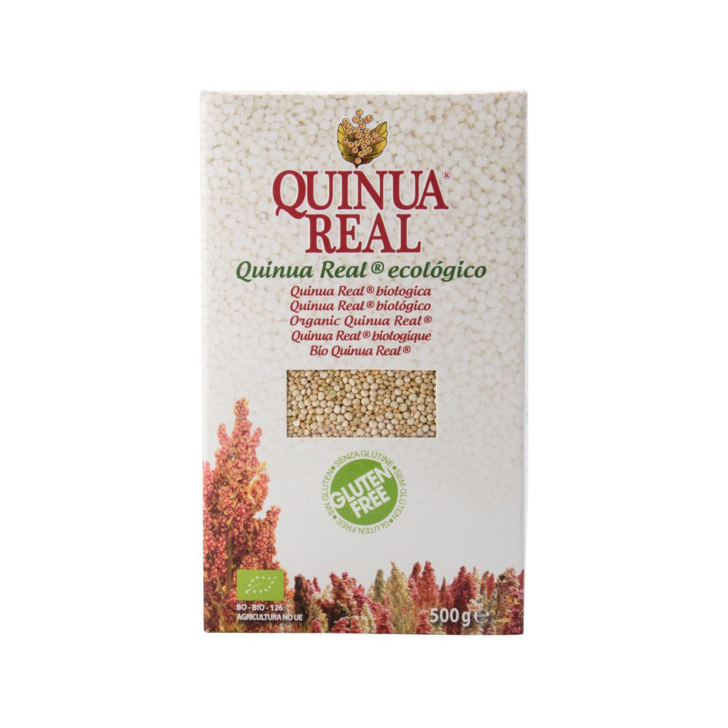 QUINUA REAL Organic Quinoa Grains  (500g)