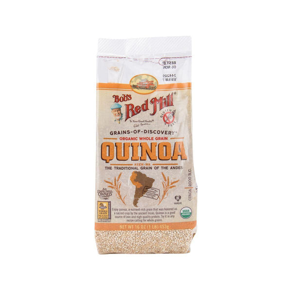 Bob'S Red Mill Organic Whole Grain Quinoa(369g)