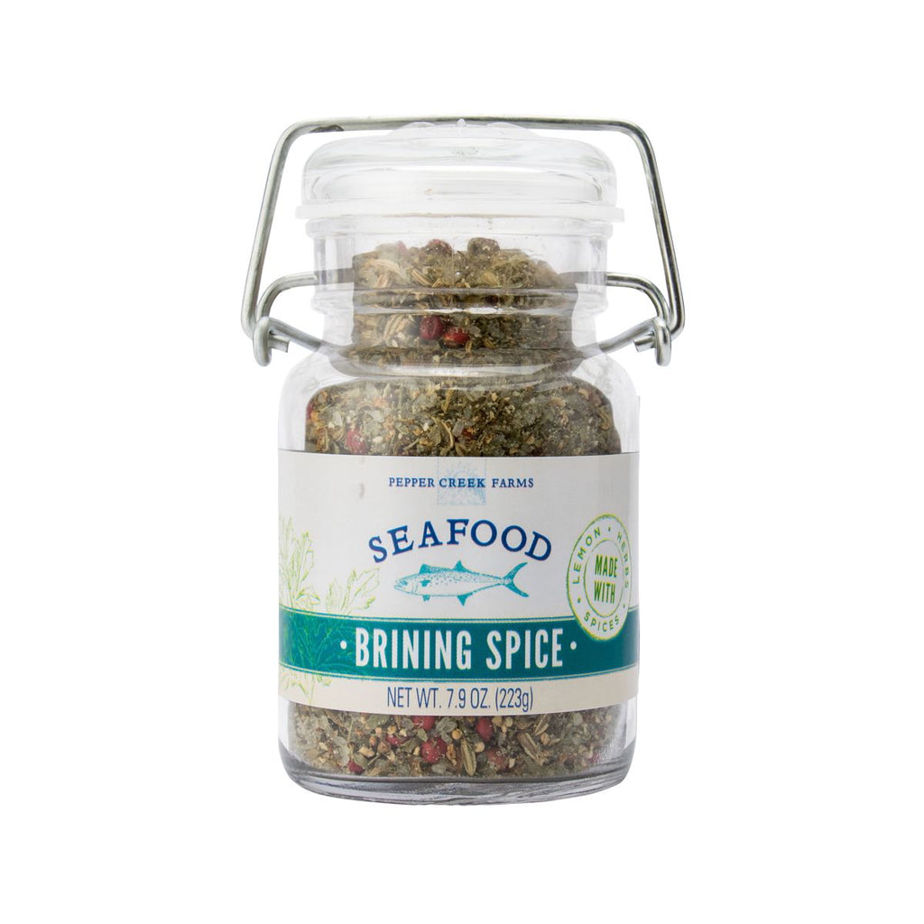 Pepper Creek Farms Seafood Brining Spice(223g)