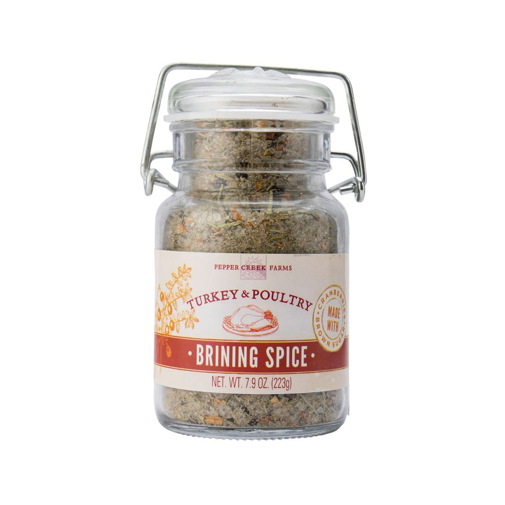 Pepper Creek Farms Turkey & Poultry Brining Spice(223g)